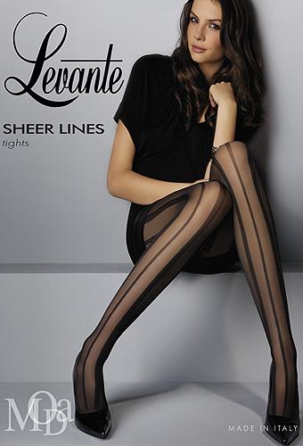 Levante Sheer Lines